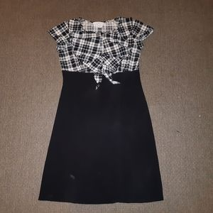 🌟🌟 Black and White size Small Summer Dress